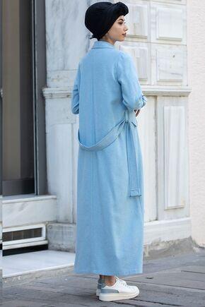 Bebe Mavi Asya Kaban - PN15479 - Thumbnail