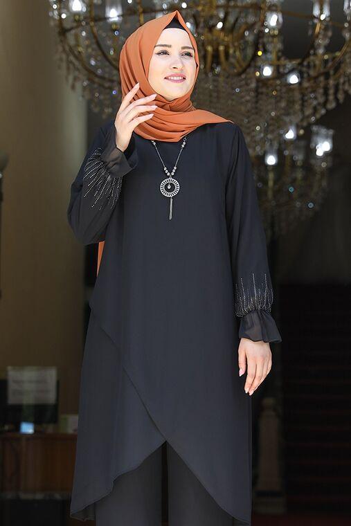 Siyah Azra Takım - AMH1648