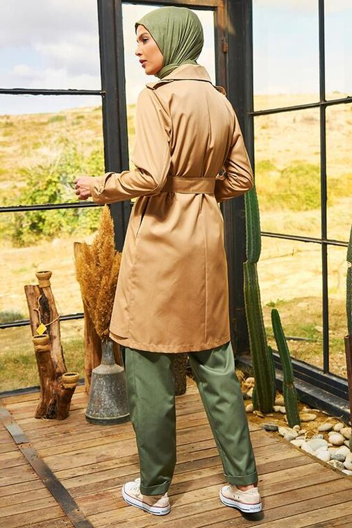 Camel Sıla Treçkot - SRK15655