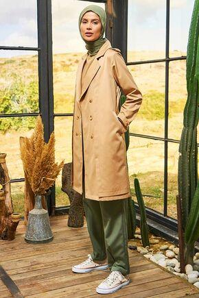 Camel Sıla Treçkot - SRK15655 - Thumbnail