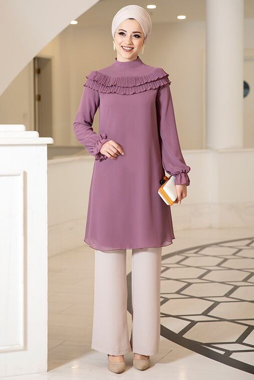 Dress Life - Lila Elvin Tunik - DL16182