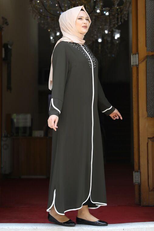 Haki Osmanlı Ferace - AMH16238