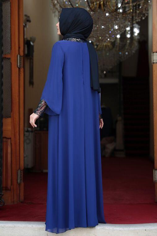 İndigo Narin Abiye - AMH16461
