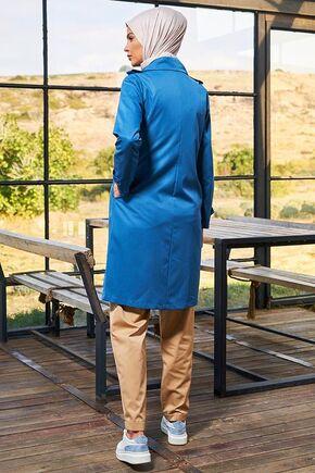 İndigo Sıla Treçkot - SRK15657 - Thumbnail