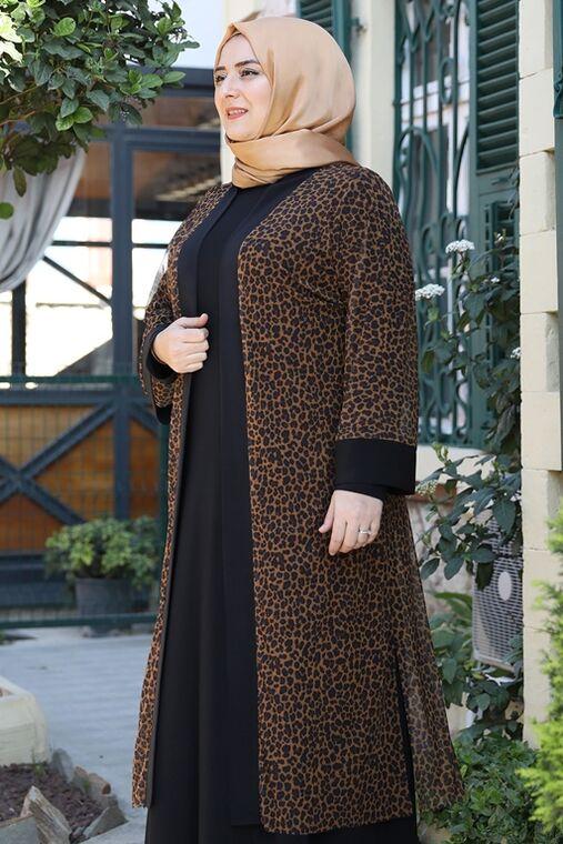 Kahverengi Mahur İkili Takım - ES15884