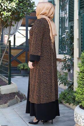 Kahverengi Mahur İkili Takım - ES15884 - Thumbnail