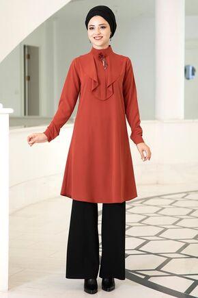 Dress Life - Kiremit Ekin Tunik - DL15683