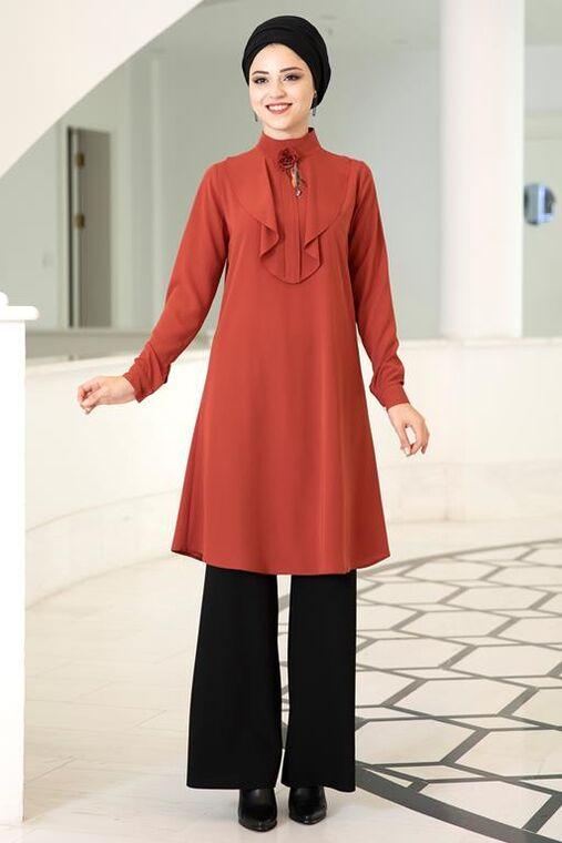 Kiremit Ekin Tunik - DL15683