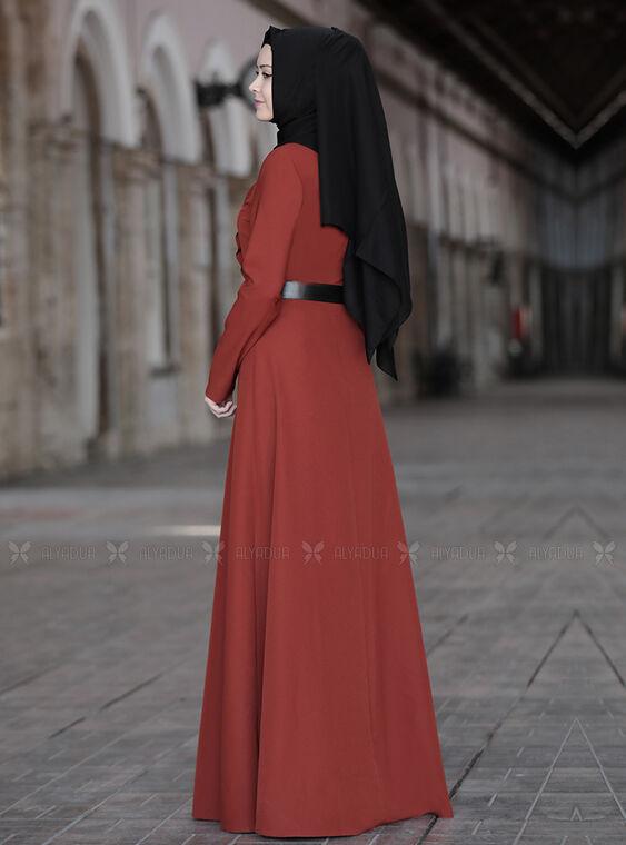Kiremit Ela Elbise - SFN15012