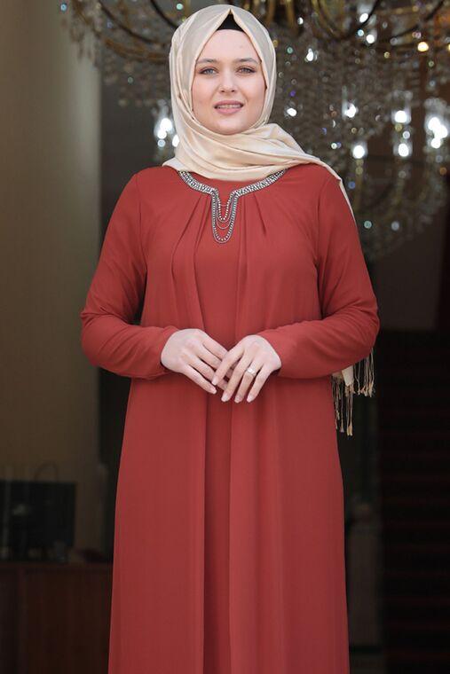 Kiremit Esma Elbise - AMH16101