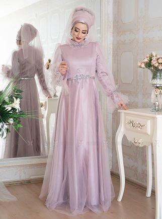 Lefzen - Lila Leila Abiye - LF14855