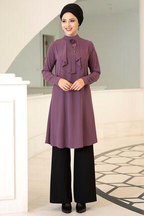 Dress Life - Lila Ekin Tunik - DL15681