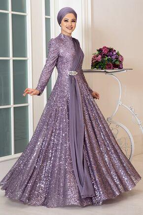 Lila Miray Abiye - DL16324 - Thumbnail
