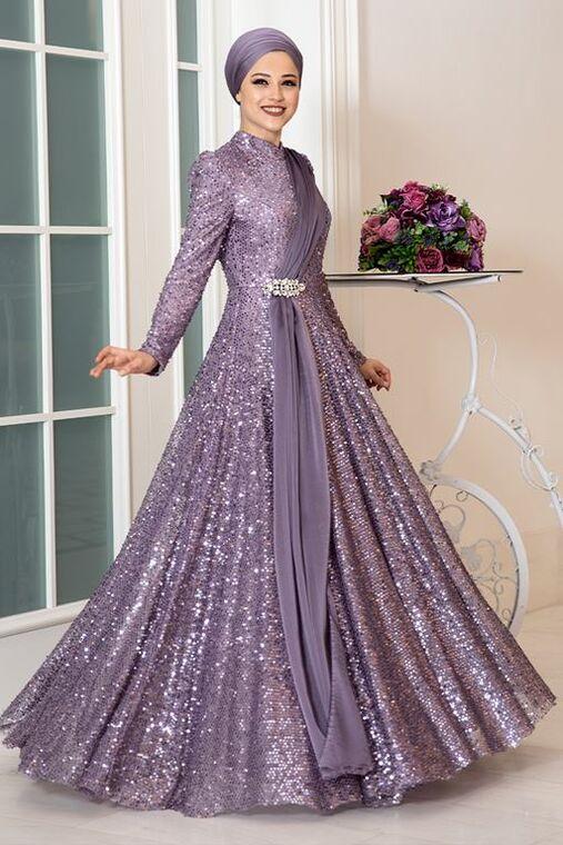 Lila Miray Abiye - DL16324