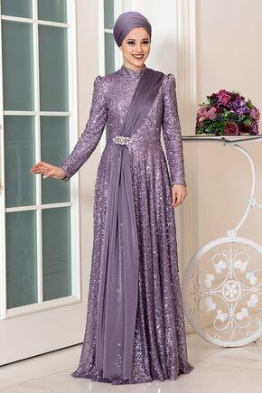 Dress Life - Lila Miray Abiye - DL16324