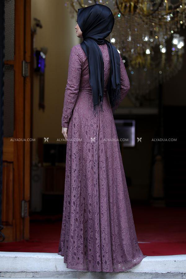 Ahunisa - Lila Nisa Abiye - AHU13690 (1)