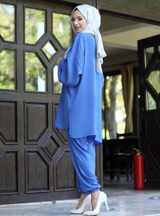 Mavi Derin Takım - LF15379 - Thumbnail