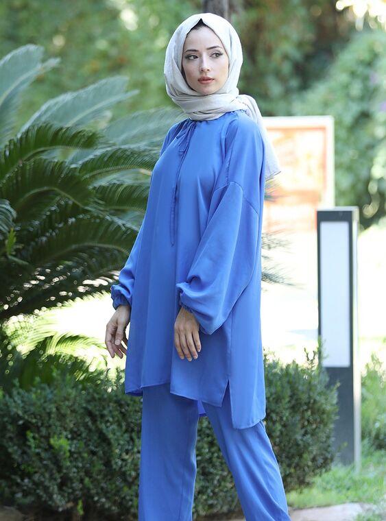 Mavi Derin Takım - LF15379
