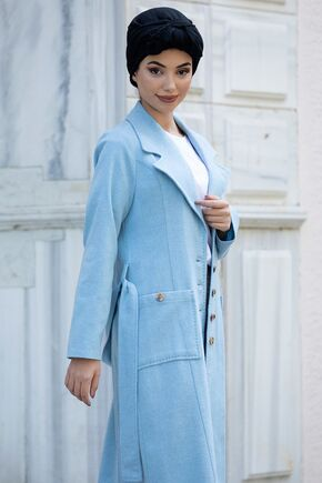 Mavi İkra Kaban - PN15514 - Thumbnail
