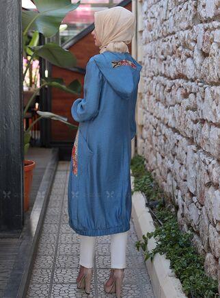 Mavi Kumsal Kap - ES15236 - Thumbnail
