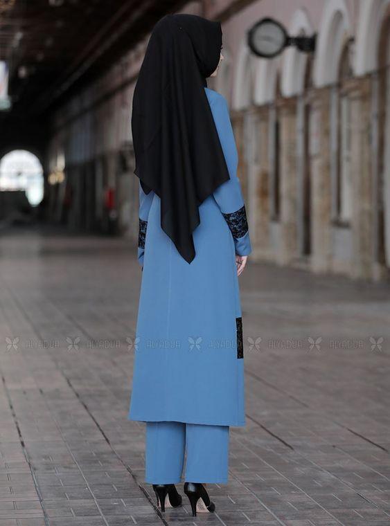 Mavi Narin İkili Takım - SFN14813