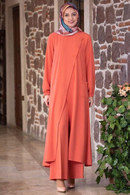 Fashion Showcase - Mercan İzel Takım - FS15490