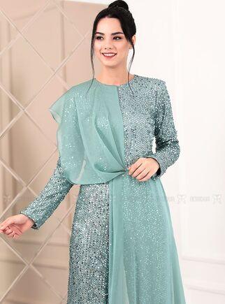 Mint Rana Tulum - RZ15123 - Thumbnail