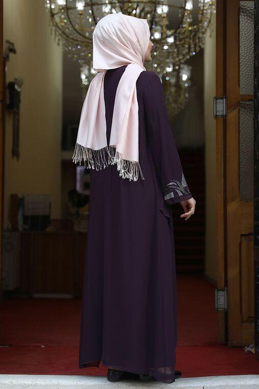 Mor Fulya Abiye - AMH16111