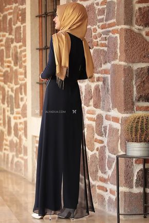- Overall - Chain Detailed - Navy - RZ11594 (1)