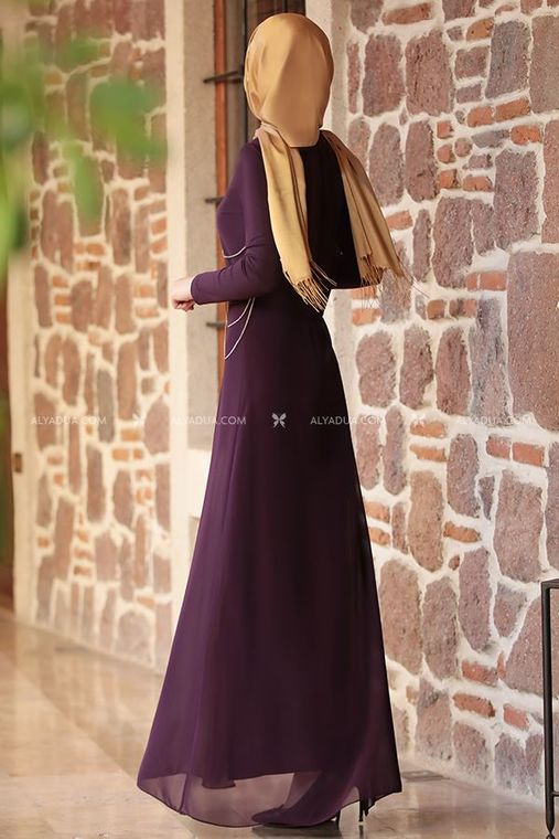 - Overall - Chain Detailed - Plum - RZ11595 (1)