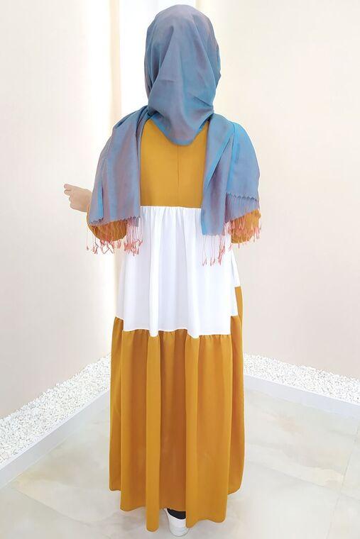 Hardal Farah Elbise - SES15384