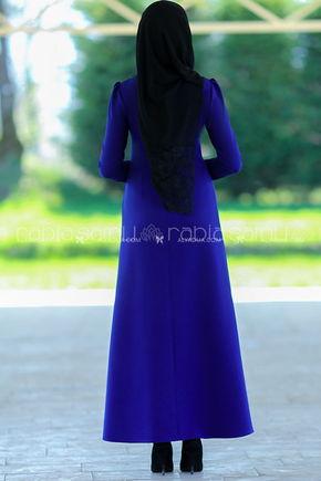 - Rabia Şamlı - Saks Elit Elbise (1)
