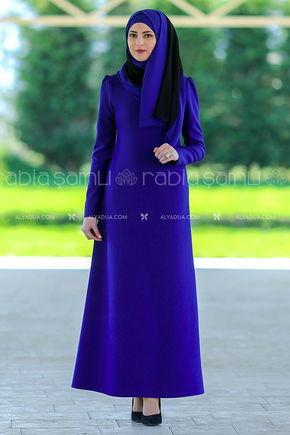 Rabia Şamlı - Saks Elit Elbise - Thumbnail
