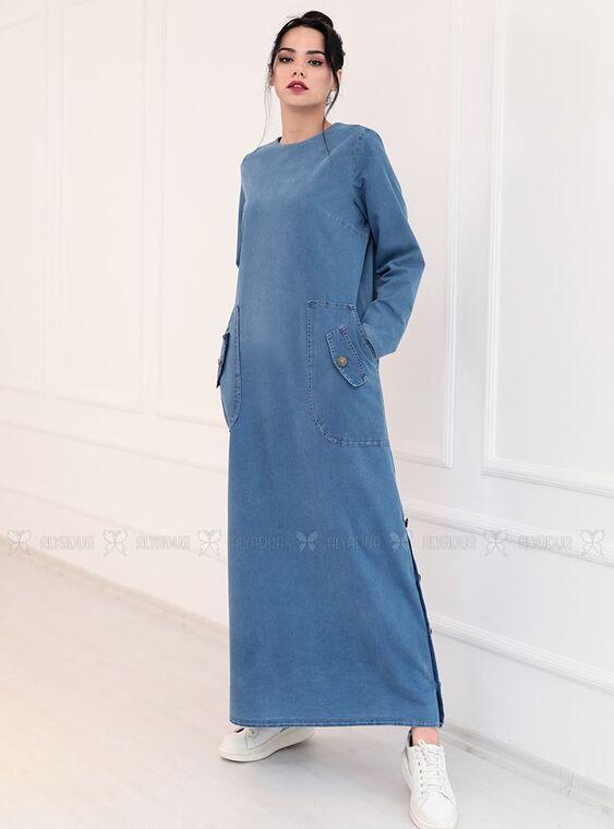 Piennar - Rengin Kot Elbise - PN15091