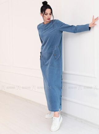 Rengin Kot Elbise - PN15091 - Thumbnail