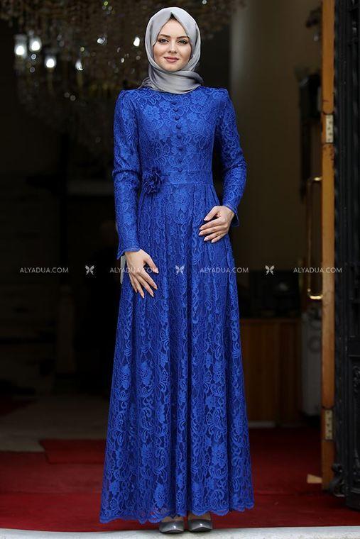 Saks Henna Abiye - AHU13995