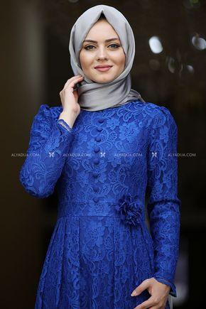 Saks Henna Abiye - AHU13995 - Thumbnail