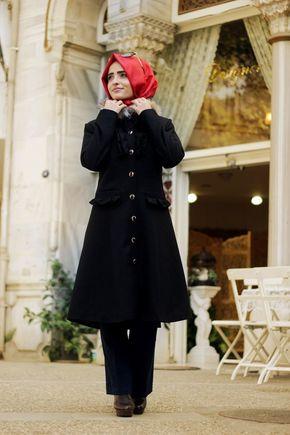 Sema Şimşek - Sema Şimşek - Siyah Alya Kaban