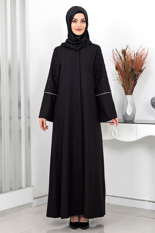 Surikka - Siyah Açelya Ferace - SUR16000