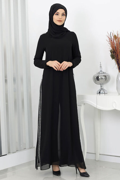 Siyah Arye Tulum - SUR16005