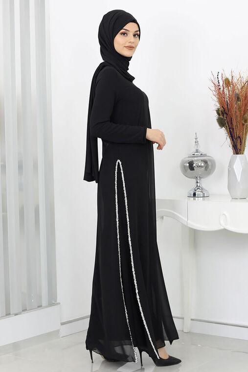 Surikka - Siyah Arye Tulum - SUR16005