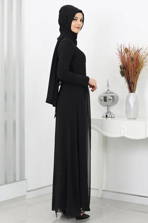 Siyah Derin Tulum - SUR15995