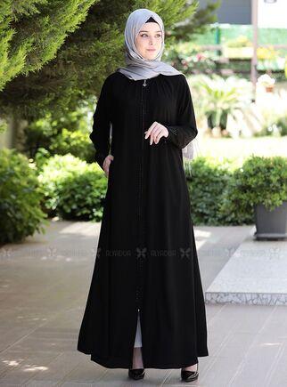Emsale - Siyah Dilan Ferace - ES15149