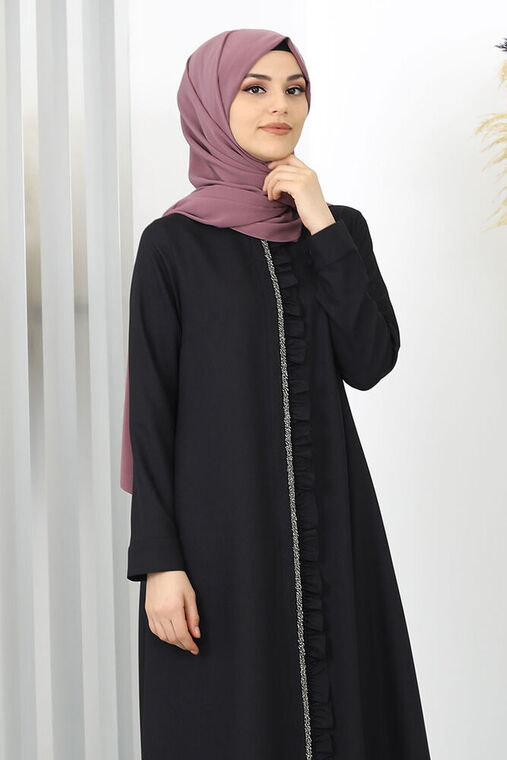 Siyah Duru Ferace - SUR16016