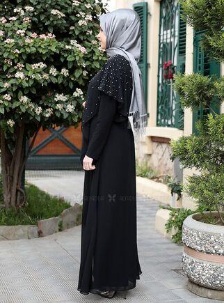 Siyah Efsane Tulum - ES15055 - Thumbnail