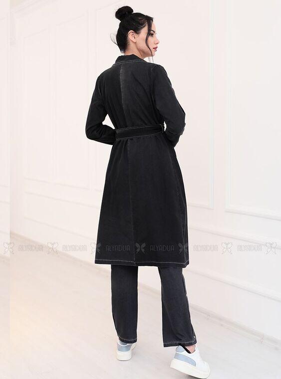 Siyah Elit Kot İkili Takım - SUR15082
