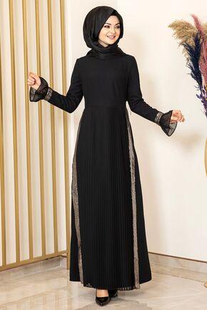 Fashion Showcase - Siyah Eylül Abiye - FS15857