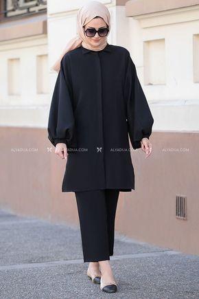 Seda Tiryaki - Siyah İrina İkili Takım - ST14159