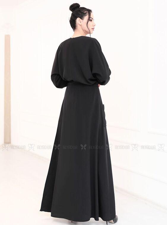 Siyah Katre İkili Takım - RZ15135