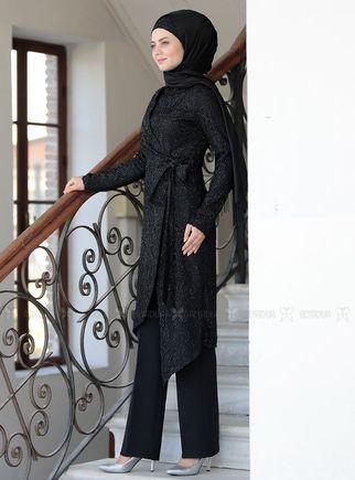 Siyah kayra Takım - AHU14244 - Thumbnail